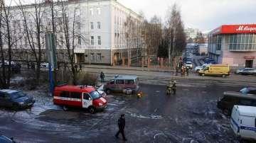 Взривилият се в Архангелск е 17-годишен ученик