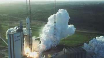 Ракетата Ариана и европейските космически амбиции