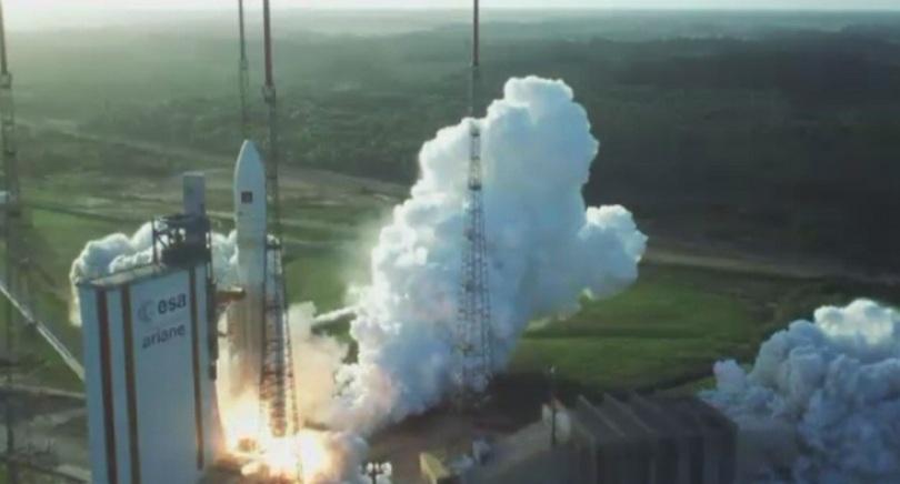 """Ракетата """"Ариана"""" и европейските космически амбиции - По света и у ..."""