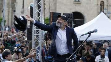 Издигнаха лидера на опозицията в Армения за кандидат за премиер