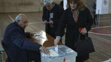 Предсрочни парламентарни избори в Армения
