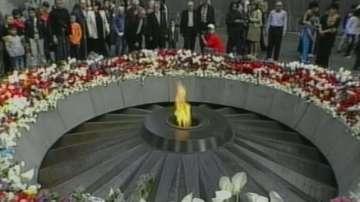 В Русе отбелязаха 102 години от арменския геноцид отбеляза