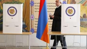 Републиканската партия води в арменските парламентарни избори
