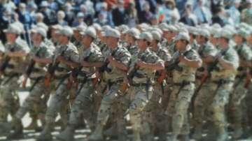 Една бригада е недостигът в армията