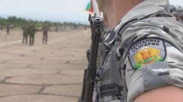 Тактическо учение Strike Back 2019 стартира на полигона Ново село