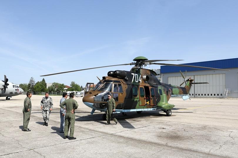 снимка 4 Докъде стигна модернизацията на Българската армия?