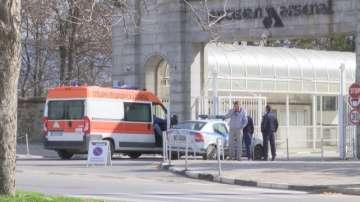 """Инцидент в завод """"Арсенал"""", има загинал и ранен"""