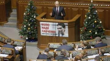 Украинският парламент гласува за налагане на търговски санкции срещу Русия