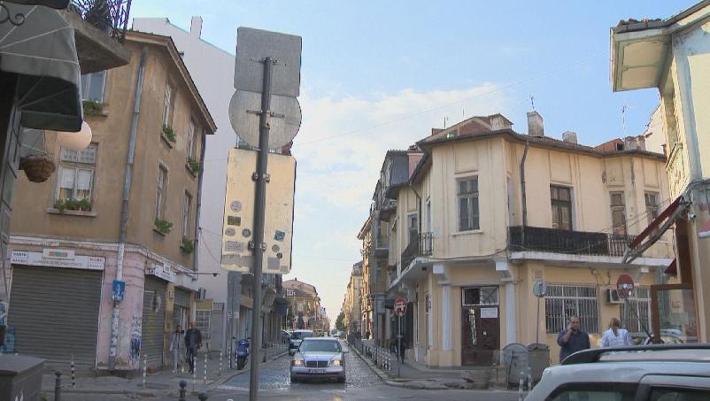 Старият еврейски квартал на София има потенциала да се превърне