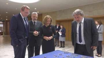 Германия върна на страната ни контрабандни артефакти