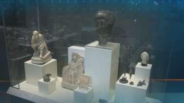 Над 300 спасени артефакти могат да се видят в Националния археологически музей