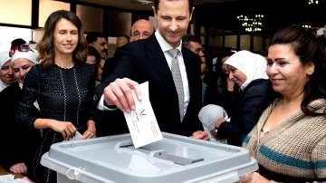 Парламентарен вот в Сирия