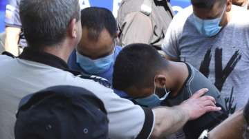 Съдът в Асеновград остави за постоянно в ареста задържаните за побоя над гребци