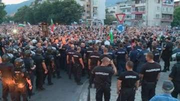 Мирен протест срещу ромското насилие в Асеновград