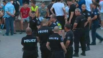 Засилено полицейско присъствие в Асеновград след напрежението снощи