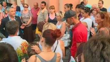 Протестиращите в Асеновград блокираха за кратко пътя за Смолян и Асенова крепост