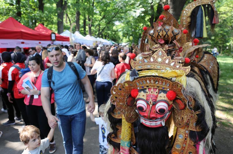 снимка 1 Румен Радев: Азиатските страни са естествен партньор на България (СНИМКИ)
