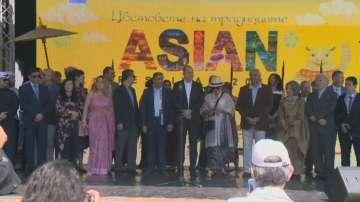 Азия в София: Фестивалът Цветовете на традициите в Борисовата градина