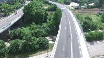 Пет дни предсрочно завърши ремонтът на Аспаруховия мост във Варна (ВИДЕО)