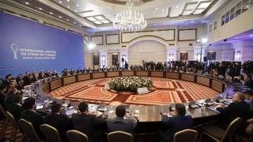 В Астана започнаха мирните преговори за Сирия