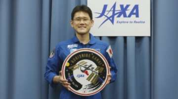 Японският астронавт се извини за фалшива новина