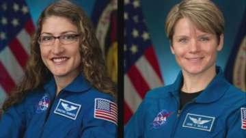Заради липса на скафандър: Отлагат първата дамска разходка в Космоса