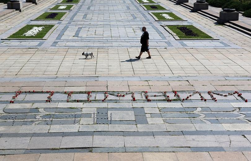 снимка 1  Атака отбеляза часа и деня на хитлеристката агресия срещу Русия