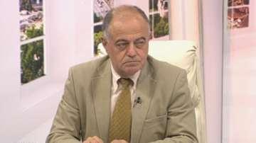 Генерал Атанасов: У нас има реално действащи паравоенни образувания