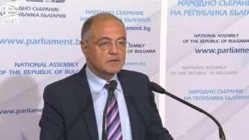 Ген. Атанас Атанасов изрази безпокойство от състоянието на системата на МВР
