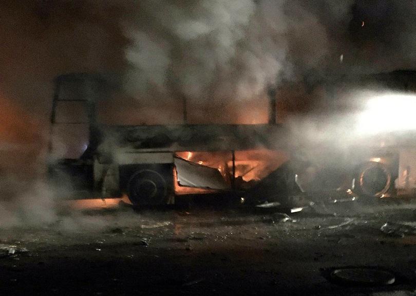 Задържани са 14 души  по подозрения във връзки с атентатa в Анкара