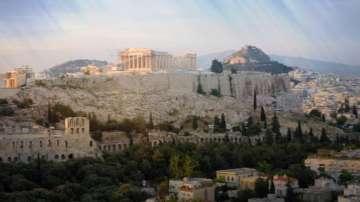 Серия от взривове в Атина