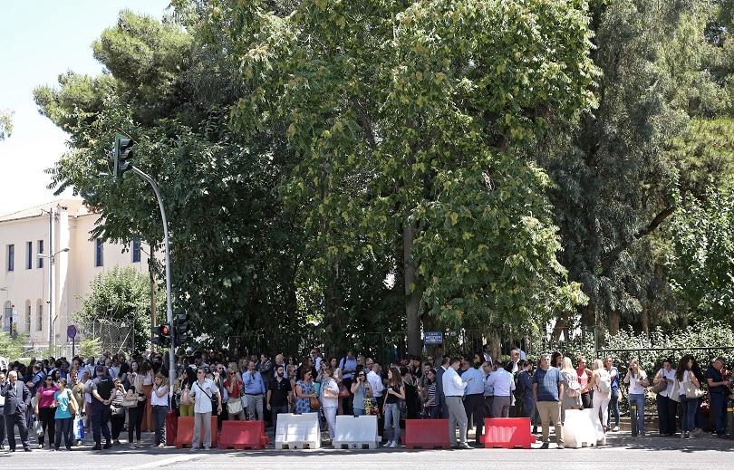 Трус от 5,3 по Рихтер удари гръцката столица Атина. Има