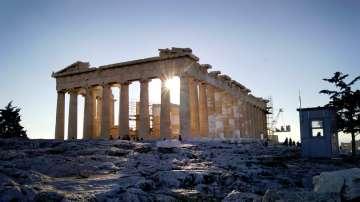 Акрополът в Атина ще остане затворен заради жегата