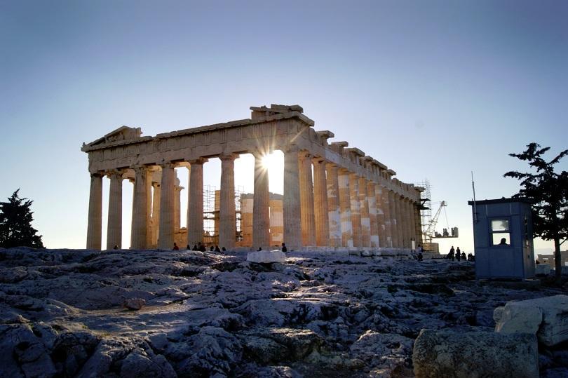 И днес Акрополът в Атина ще е затворен заради големите