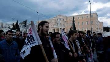 Протести в Атина въпреки споразумението с кредиторите