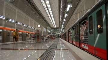 Бездомни ще бъдат настанени в метростанции в Атина заради студа