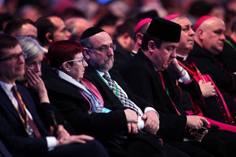 Президентите на Израел и Полша призоваха за засилване на усилията