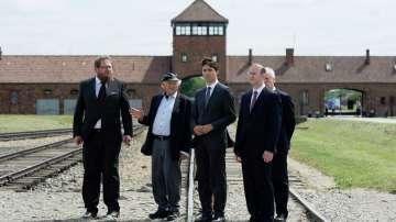 Канадският премиер отдаде почит към жертвите от нацисткия лагер Аушвиц