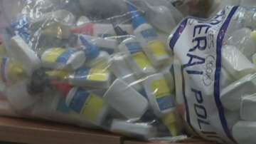 В Австралия задържаха наркотици за около 700 млн. долара