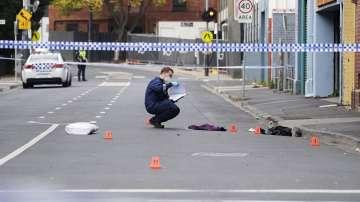 Стрелба пред нощен клуб в Австралия