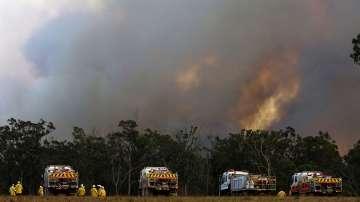 Извънредно положение заради пожарите в два австралийски щата