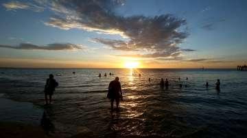 Рекордни жеги в Австралия: Живакът удари над 45 градуса