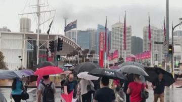 След месеци суша - в Австралия заваля дъжд