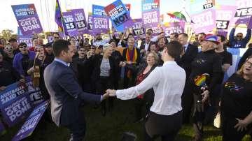 Узакониха окончателно еднополовите бракове в Австралия