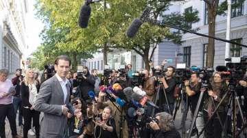 Партията на Себастиан Курц печели изборите в Австрия