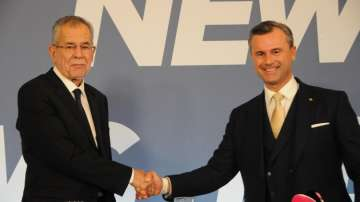 Норберт Хофер призна поражението си на изборите в Австрия