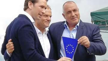 България предава щафетата: Австрия поема председателството на Съвета на ЕС