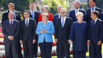 Европейските лидери обсъждат в Залцбург отделянето на Великобритания от ЕС