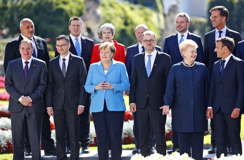 В Залцбург се провежда неформална среща на върха на която