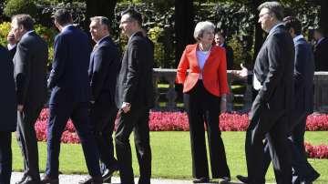 Тереза Мей в безизходица след срещата на върха на ЕС в Залцбург